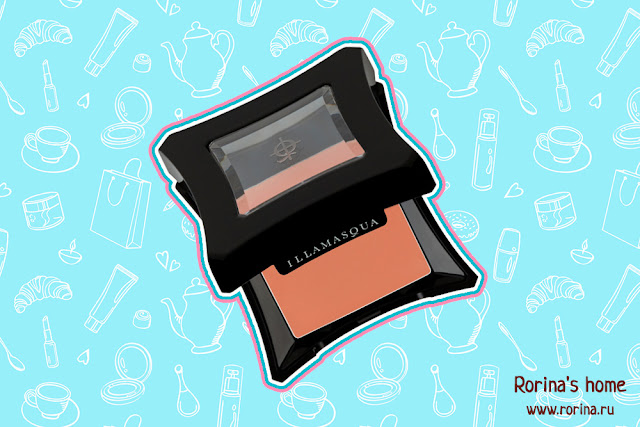 Кремовые румяна Illamasqua Zygomatic Cream Blusher