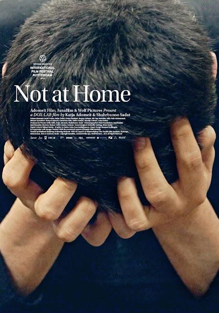 Not At Home Film Poster Katja Adomeit Sharbhanoo