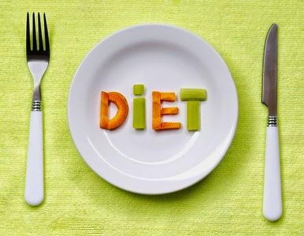 cara diet 2 bulan