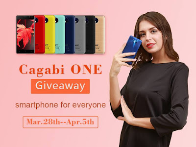 Cagabi One, World's cheapest 4GLTE Phone