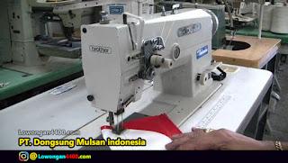 Lowongan Kerja PT. Dongsung Mulsan indonesia Tambun Bekasi