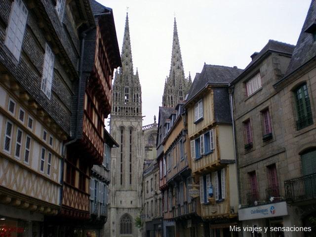 Quimper, Bretaña Francesa