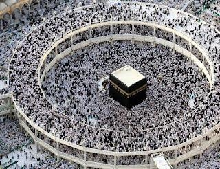 Kegiatan Jamaah Haji Setiba di Tanah Suci