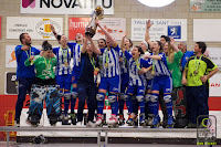 HOCKEY PATINES (Liga Europea femenina 2018/2019) - El CP Voltregà se convierte en el club más laureado de Europa con 6 títulos