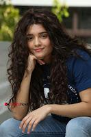 Actress Rithika Sing Latest Pos in Denim Jeans at Guru Movie Interview  0154.JPG