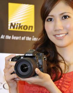 kamera nikon 2013