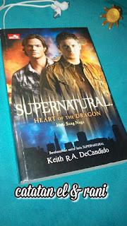 Resensi Novel Terjemahan Supernatural