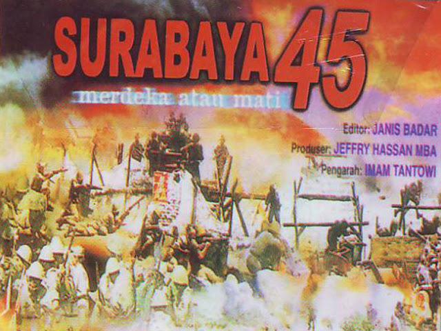 """Download FILM PERJUANGAN 10 November SURABAYA 1945 """"MERDEKA ATAU MATI"""" Full Movie Gratis"""