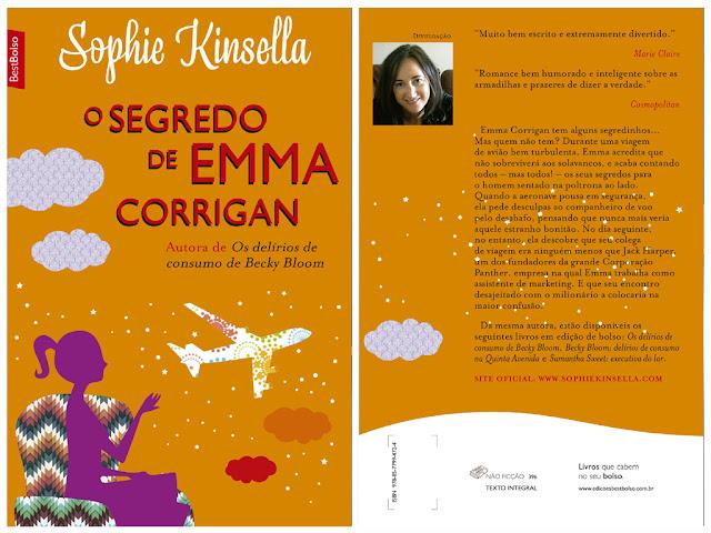 SOPHIE CORRIGAN SEGREDO - BAIXAR DE KINSELLA EMMA O