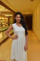 Daksha Nagarkar Cute Beauty in Sleeveless White Dress at Khwaaish Exhibition Launch 2017 ~  Exclusive 023.JPG