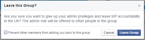 How To Delete Group From Facebook