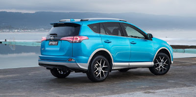 Toyota RAV4 2017 Review, ReDesign, Specification, Price