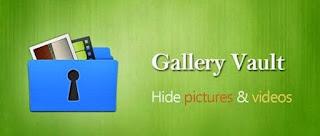 GalleryVault merupakan salah satu aplikasi android yg menyediakan fitur hidenfile