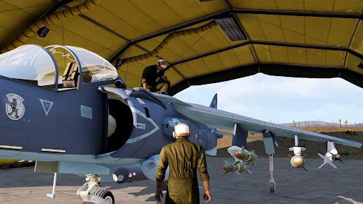 Arma3へパイロット装備追加MOD