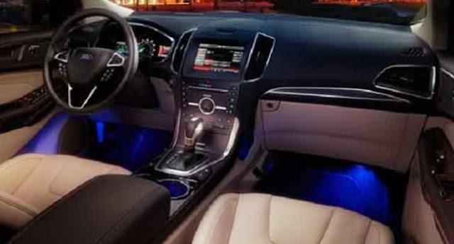 2018 Ford Edge Sport Refresh