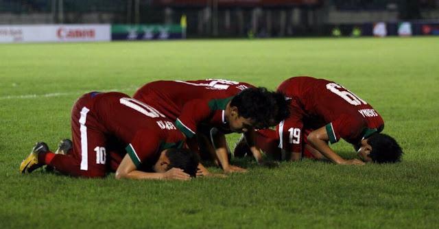 Timnas Indonesia U19 Menang 2-0 Lawan Kamboja dalam Laga Uji Coba