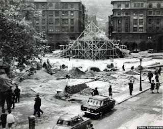 Construcción de La Rana
