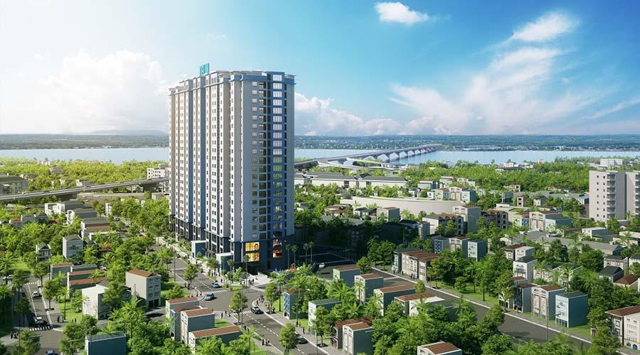 Chung cư Amber Riverside 622 Minh Khai