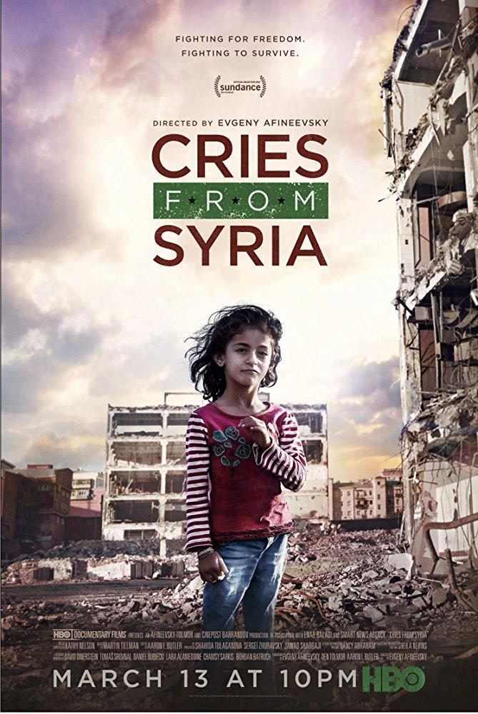 Crise na Siria Dublado
