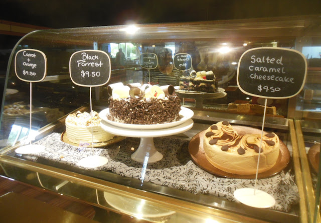 Old England Hotel, Heidelberg, cakes