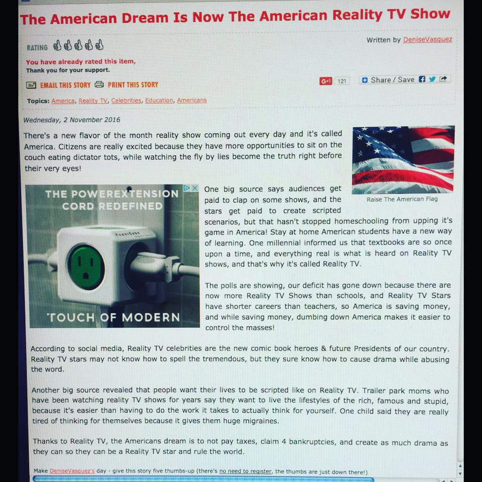 Is the American Dream a reality?