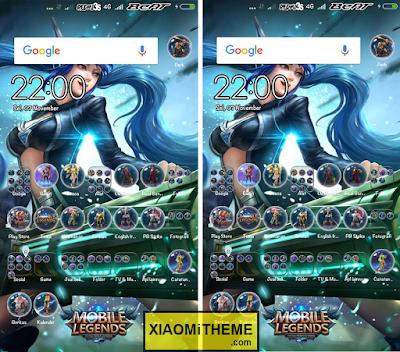 Tema Mobile Legends Mtz Miui Xiaomi Raturoid