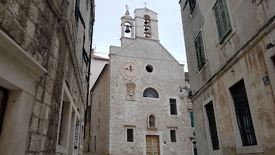 Sebenico ed il Trono di Spade (Croazia)