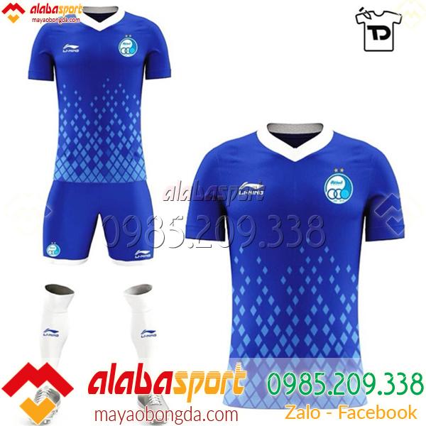 may áo bóng đá tự thiết kế riêng