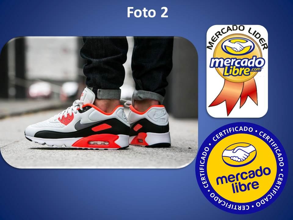 Deportivos Fair Play: Tenis Nike Air Max 90 Ultra New