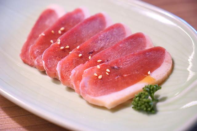 DSC03712 - 熱血採訪│台中雲火日式燒肉伊比利黑豬,中秋烤肉還有送宜蘭豪野鴨肉