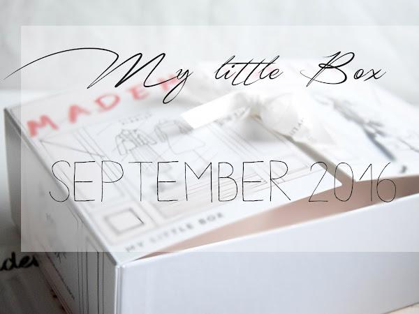 My little Box / Germany September 2016
