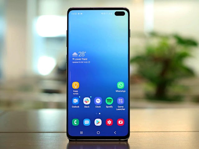 Finally, Samsung has identified one of the biggest problems of the Galaxy S10