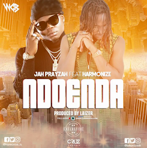 Download Mp3 | Jah Prayzah ft Harmonize - Ndoenda Newe