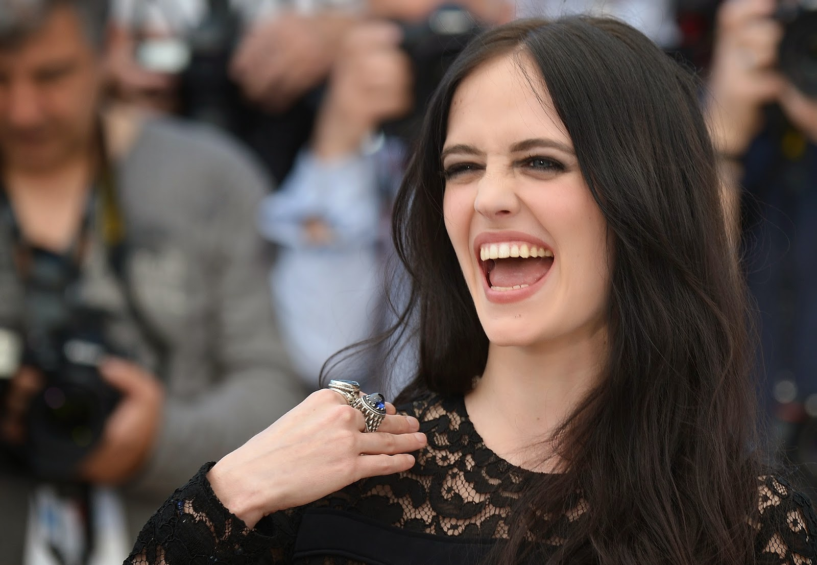 Cannes Film Festival : Eva Green HD Pictures & Wallpapers