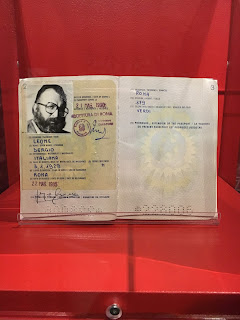passport by sergio leone. You won't know where to go next!