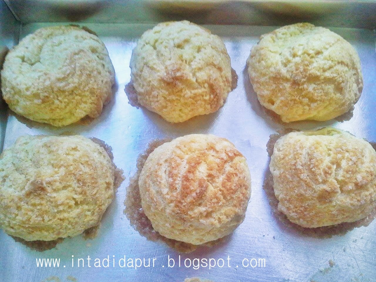 Having Fun In The Kitchen: Japanese Choux Pastry (Kue Soes