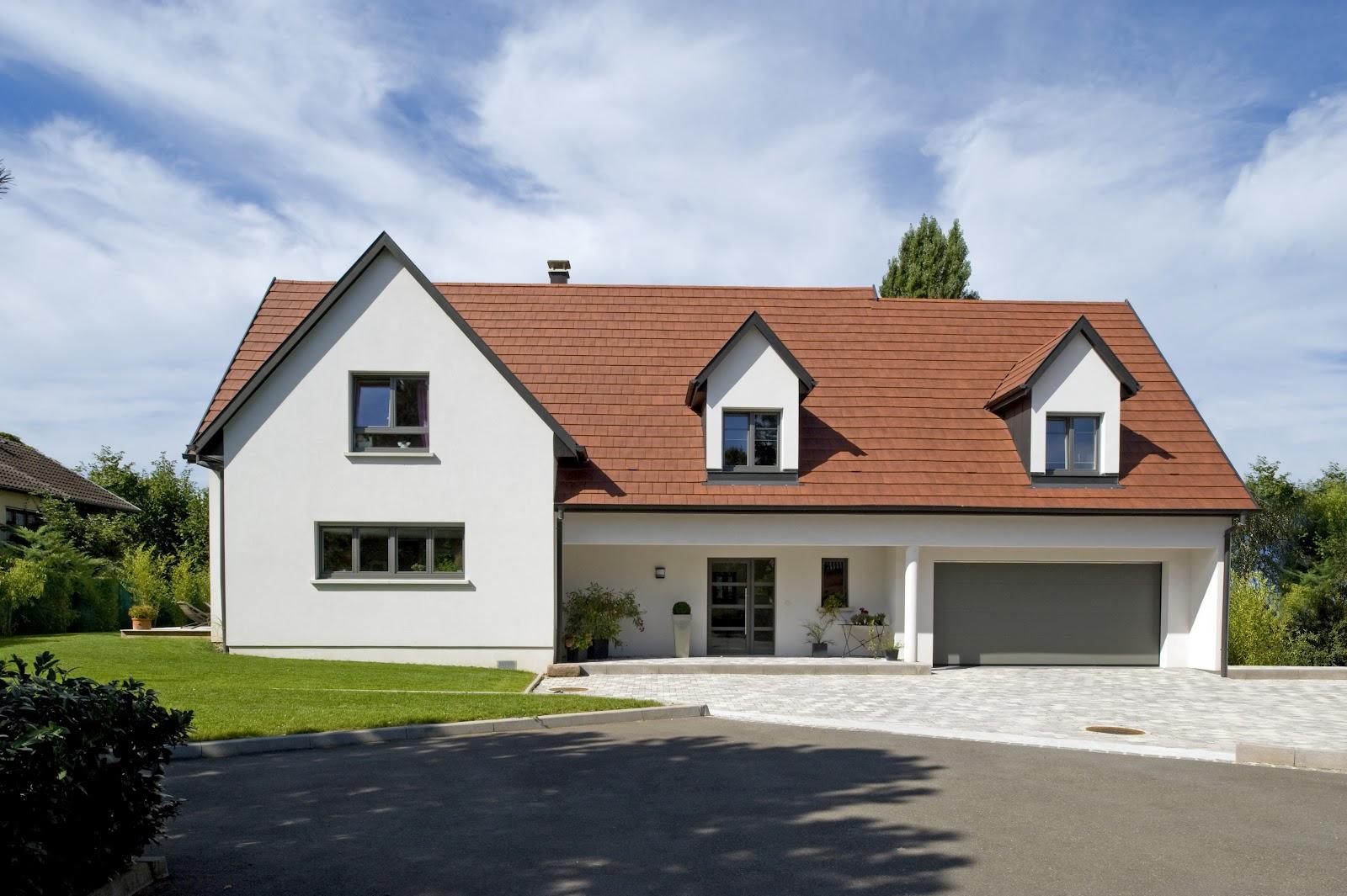 les maison d aujourd hui perfect dsc with les maison d. Black Bedroom Furniture Sets. Home Design Ideas