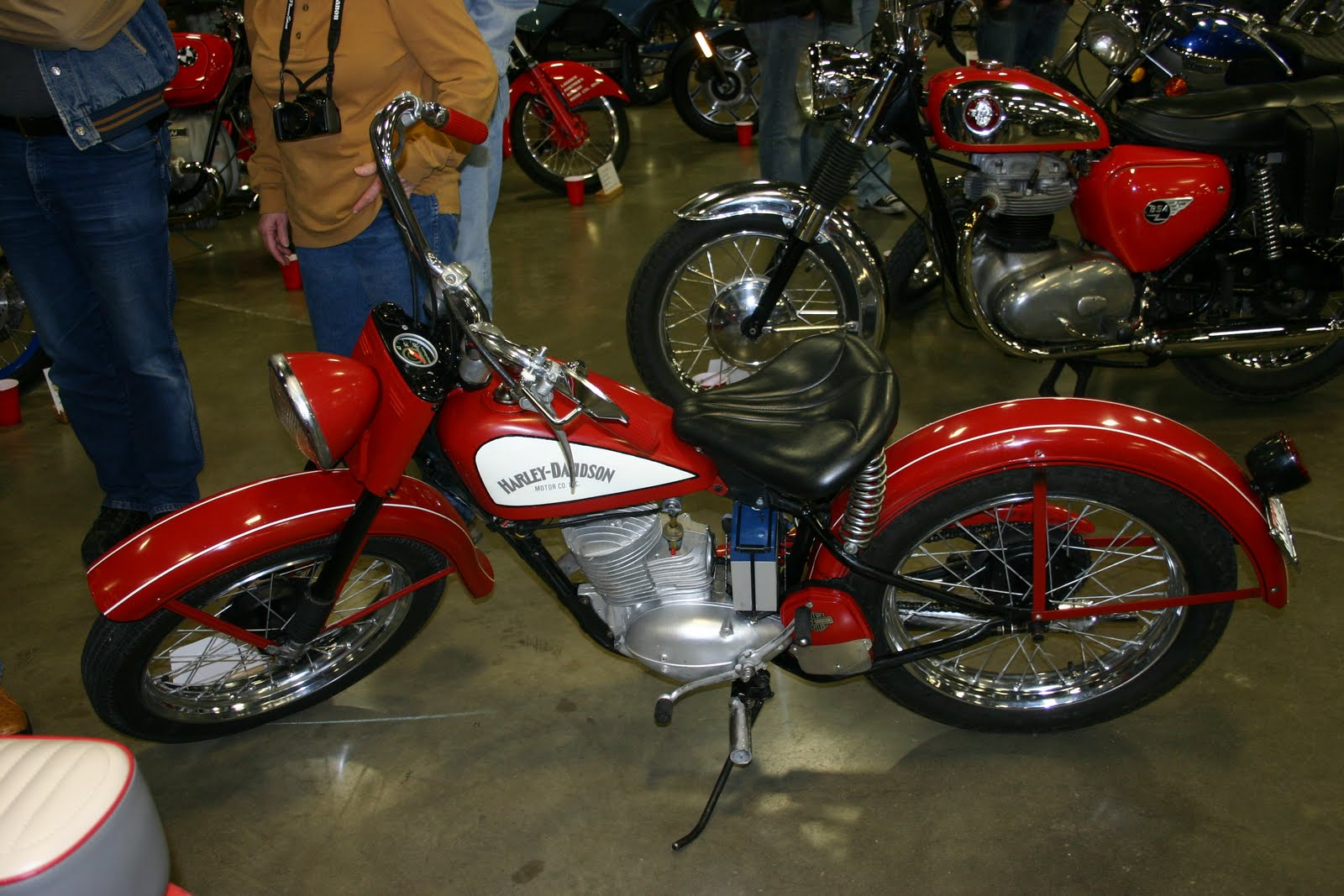 1974 Honda 90cc Motor Cycle Street Bike - Motor Cycle