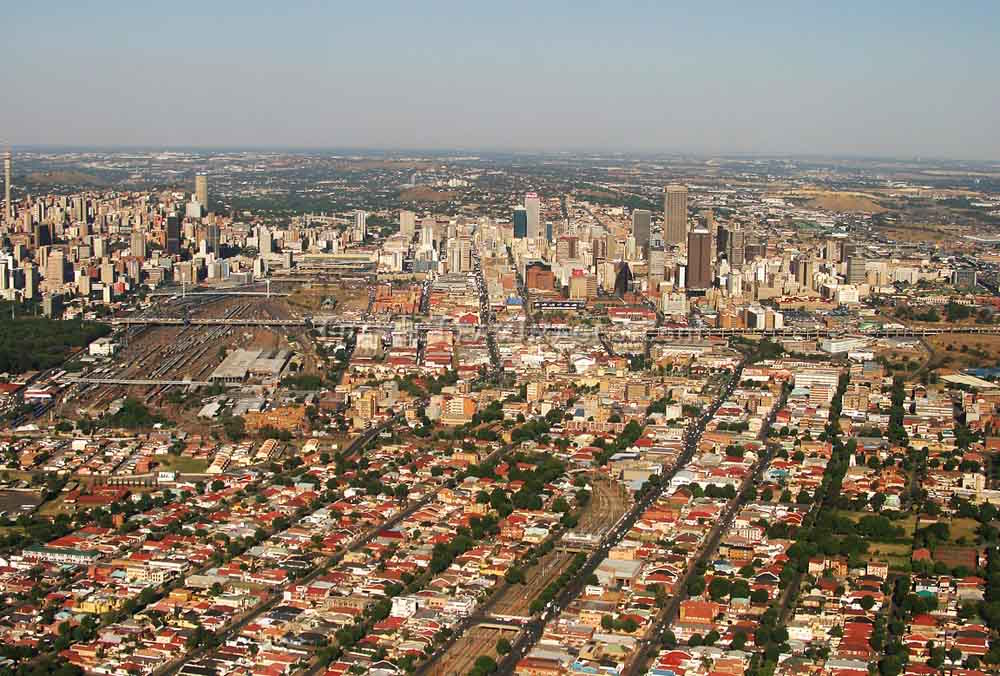 Johannesburg | Største by i Sydafrika