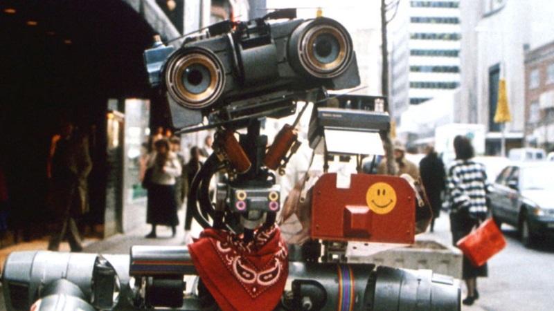 robot film noël
