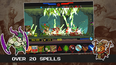 Monsters X Monsters v 1.0.0 MOD Apk - screenshot-1