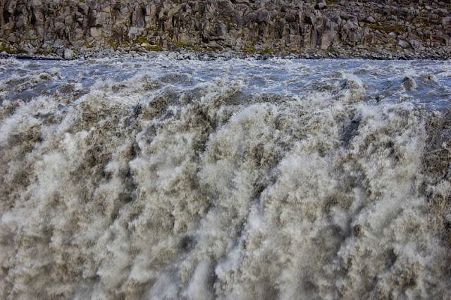Dettifoss cascada más poderosa Europa