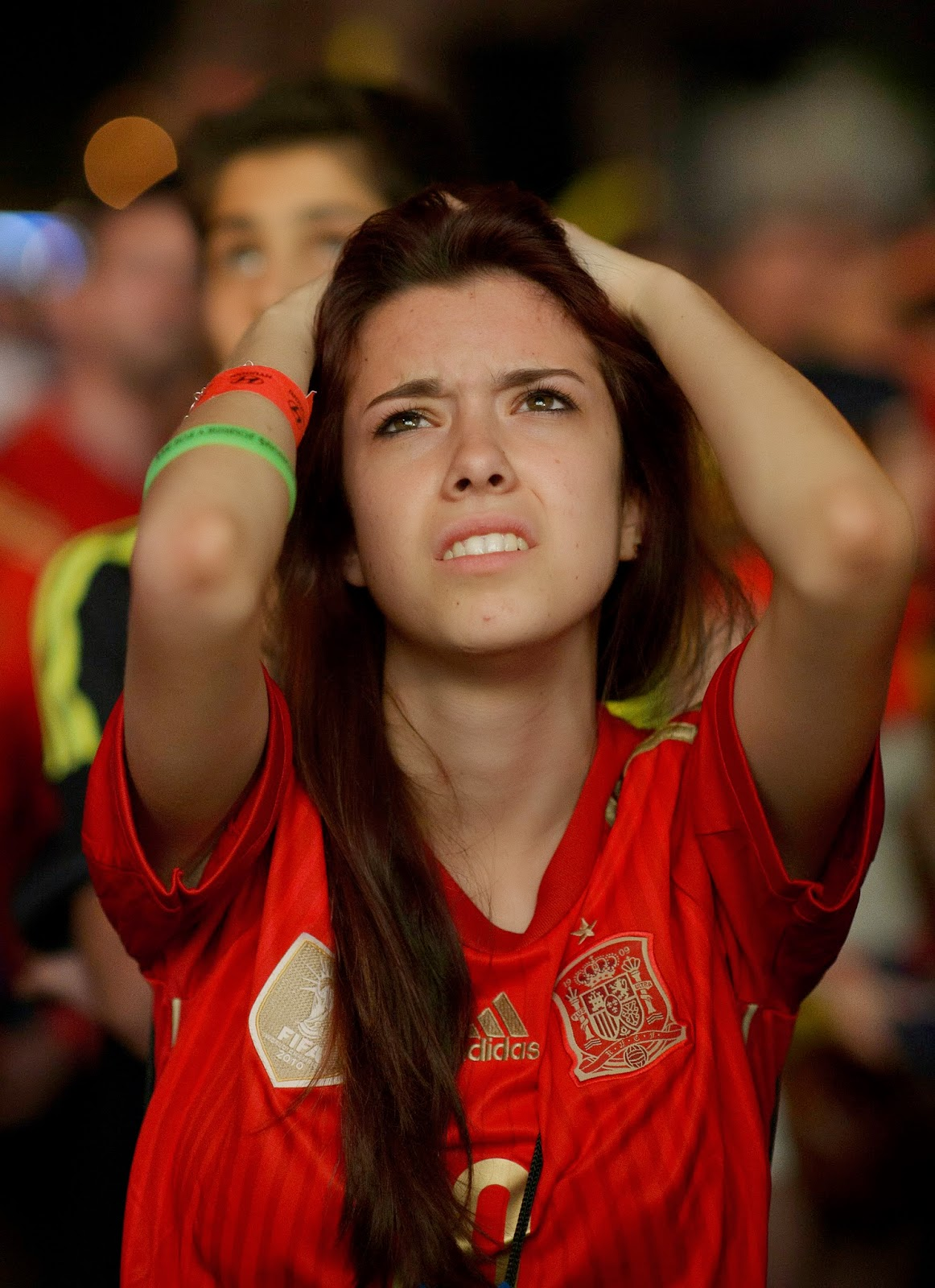Images Archival Store: FIFA World Cup 2014: Spain Vs