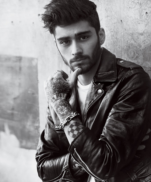 Gigi Hadid and Zayn Malik star in their own Vogue Spread