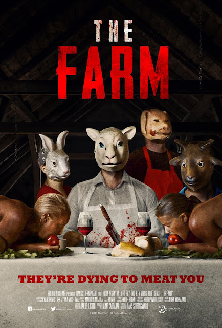 THE FARM (2018) ταινιες online seires oipeirates greek subs