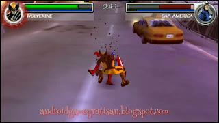 tokoh Superhero dan Villain terkenal Marvel Universe di dalamnya Game:  Marvel Nemesis Rise of The Imperfects,Game fighting unik dengan tokoh-tokoh Spuerhero dan Villain dari Marvel Universe