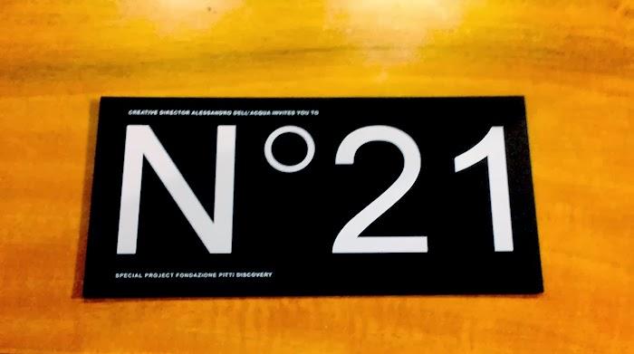 N°21 - Pitti Uomo 85