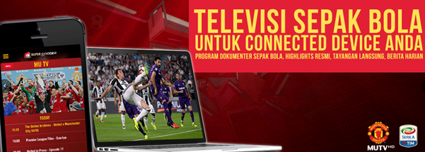 Nonton Bola Live Streaming di SuperSoccer TV beIN Sports