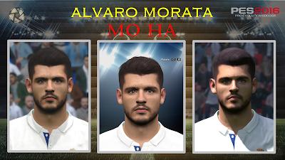 PES 2016 Álvaro Morata