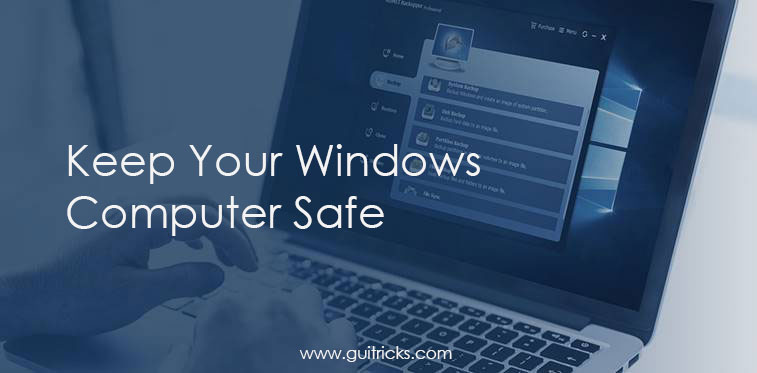 How To Keep Your Windows Computer Safe
